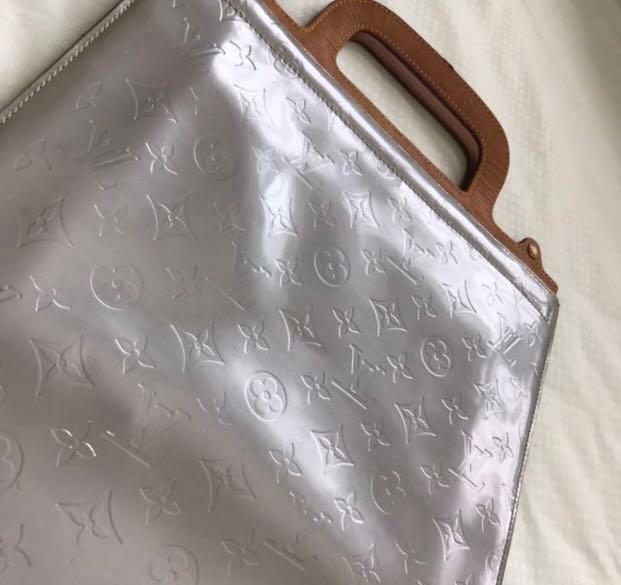 880275aac65 Louis Vuitton document bag - authentic, Luxury, Bags & Wallets ...