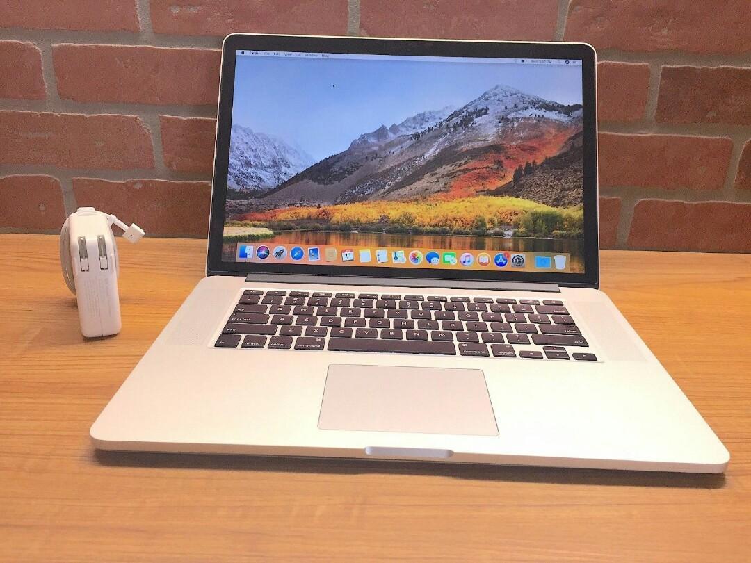 Mac book pro 2016