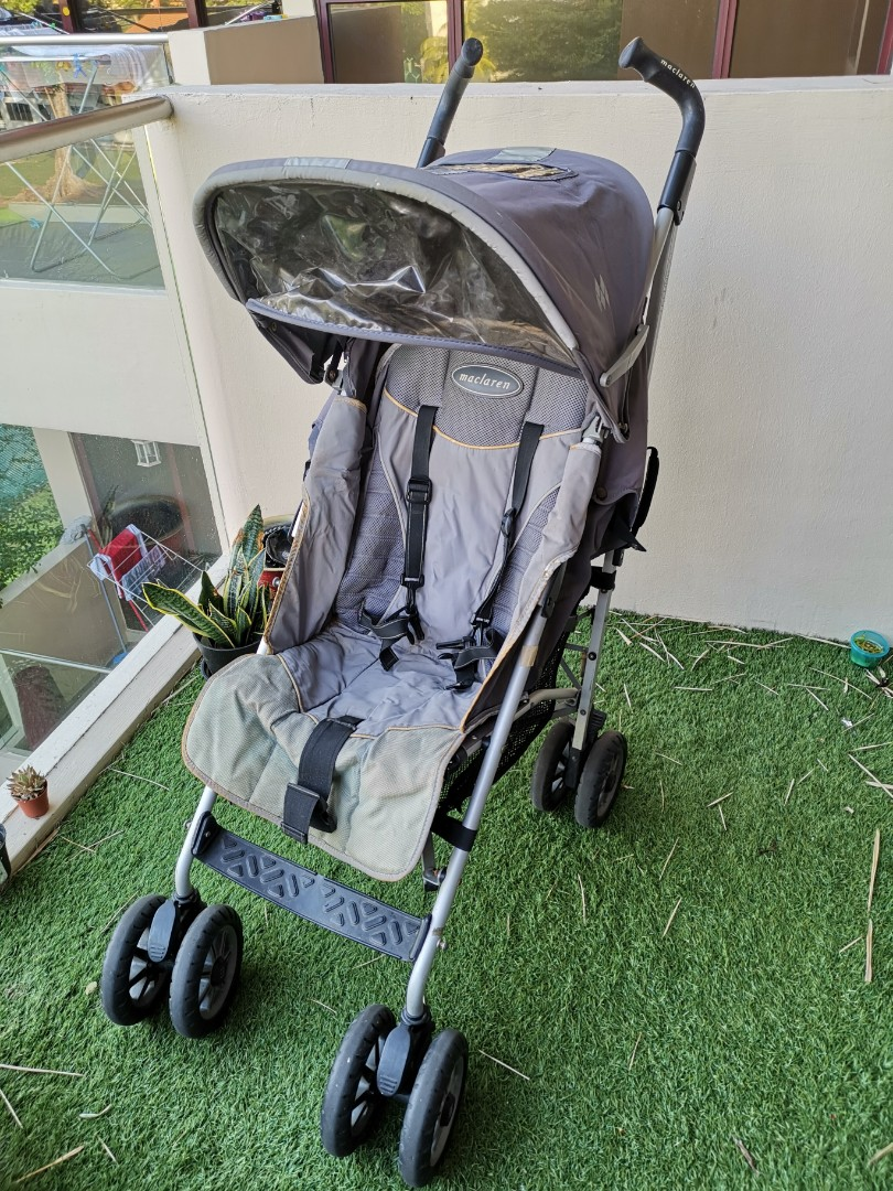 Maclaren Techno Xt Stroller Babies Kids Strollers Bags