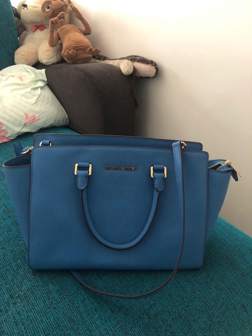 59d008af7324b6 Michael Kors Bag ( 100% Authentic), Women's Fashion, Bags & Wallets ...
