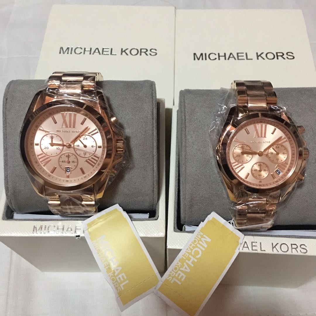 48f836a81f30 Michael Kors Watches Rosegold