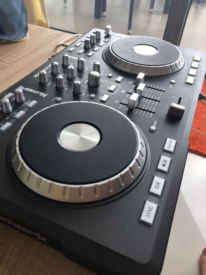 Numark Mixtrack Pro, Music & Media, Music Accessories on