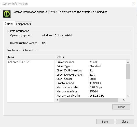 Omen by HP laptop  Intel i7 6700HQ  Nvidia gtx 1070  16GB RAM