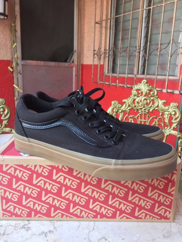063d8a2ee7c ON SALE) Vans Old Skool Gum Sole