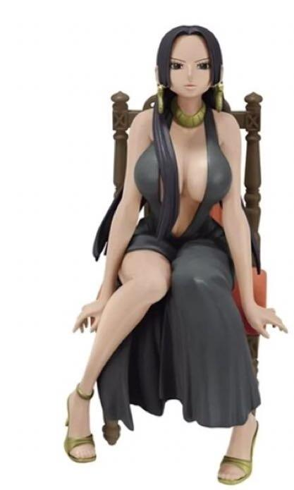 One Piece Girly Girls 女帝figure