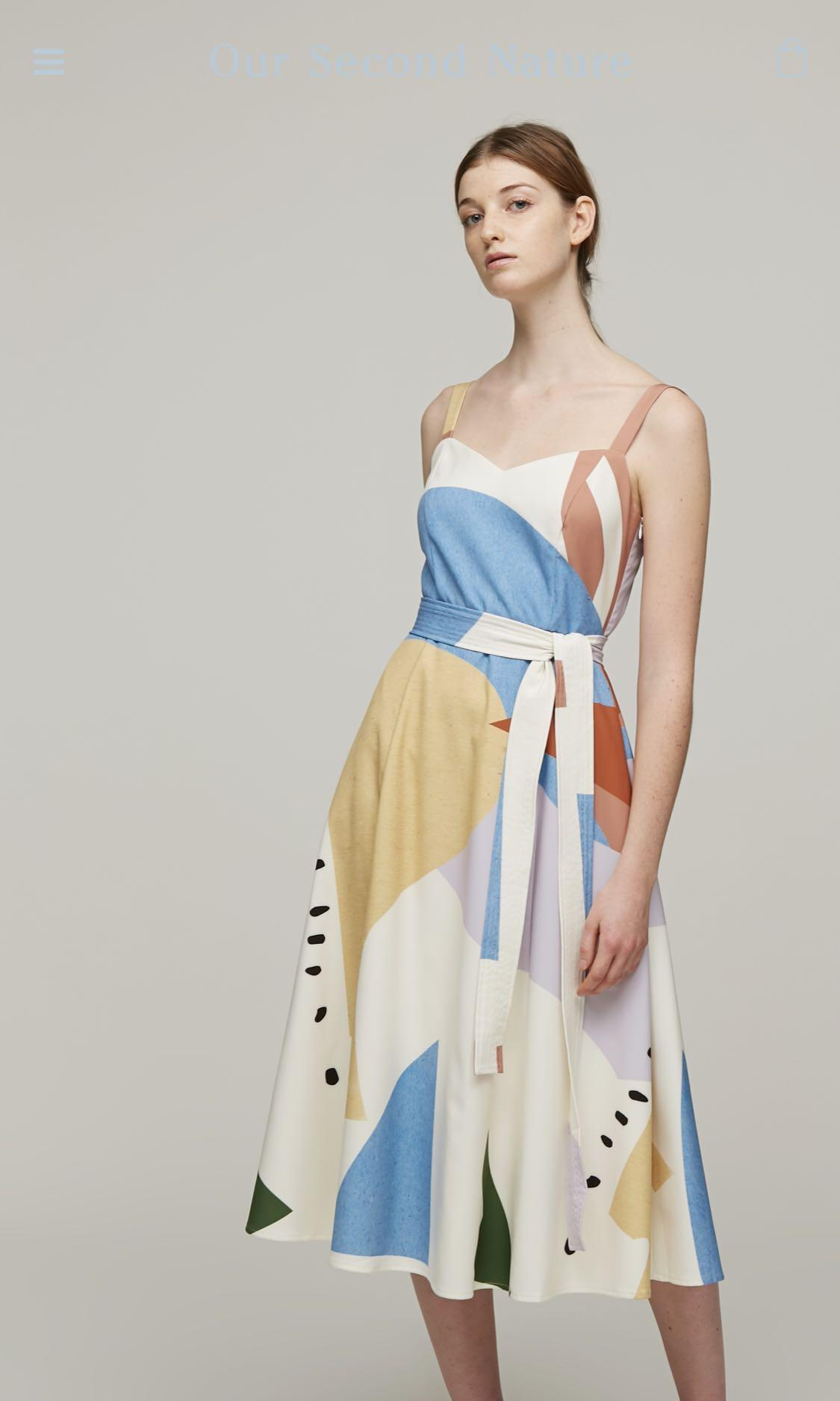 OSN Roadmap Midi Dress