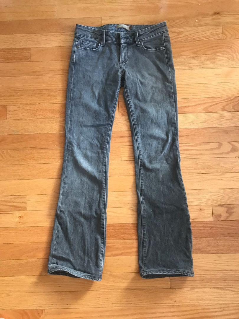 Paige Denim - size 26, worn once. Excellent condition