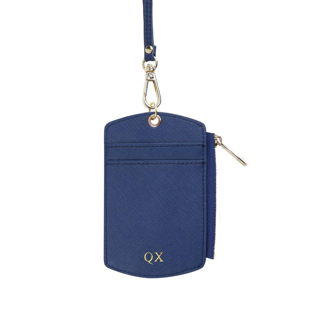 Personalised Lanyards Cardholder with Zip