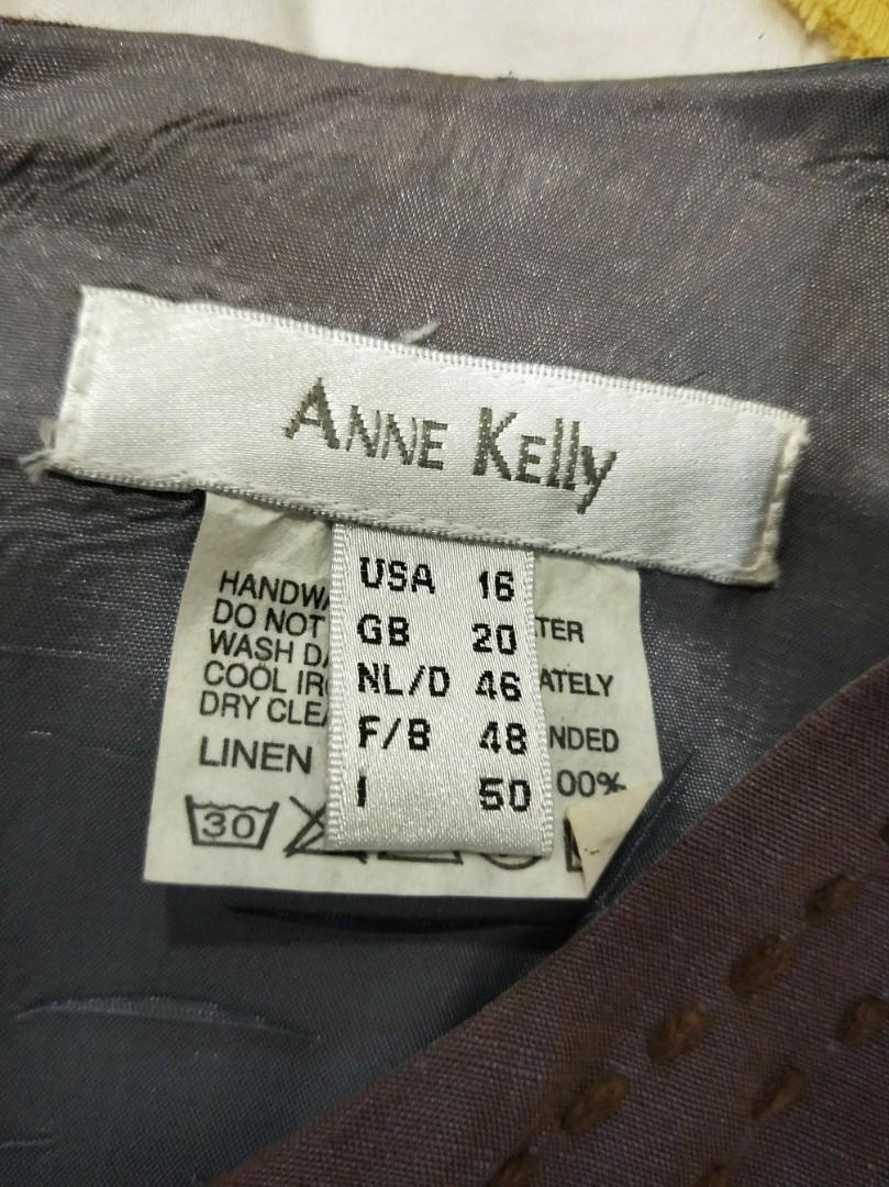 Plus Size Anne Kelly Dress - Size 16 (US)/ 20 (EU)