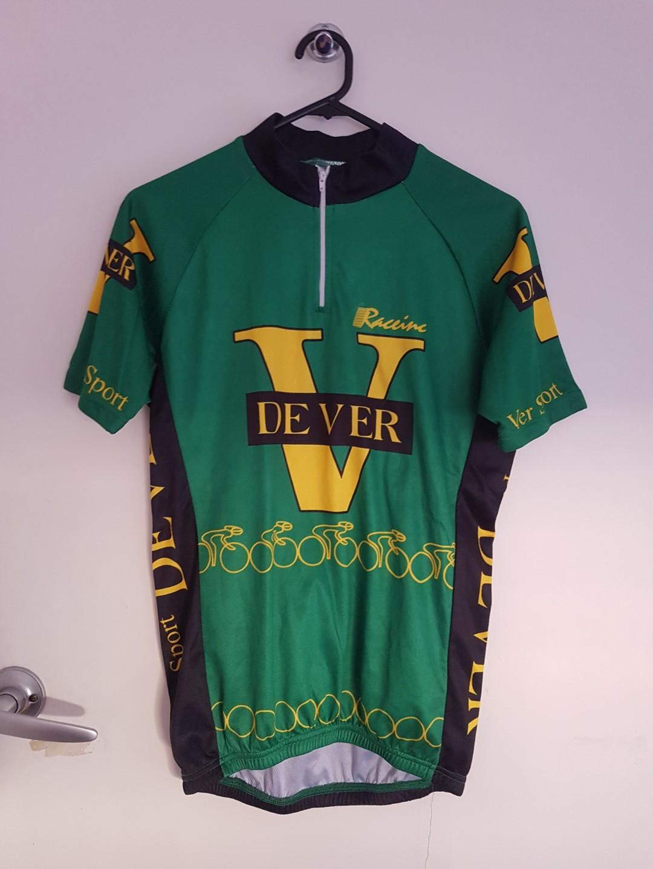 Free Puma x Alife tee, cycling jersey