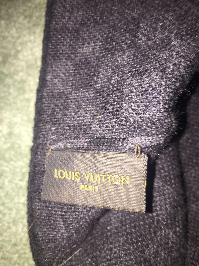 Real Louis Vuitton beanie