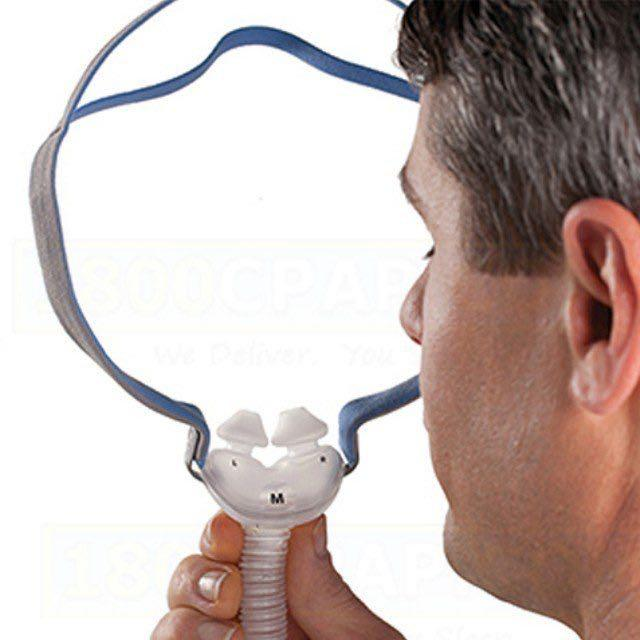 ResMed Cpap AirFit P10 Nasal Pillow CPAP Mask with Headgear