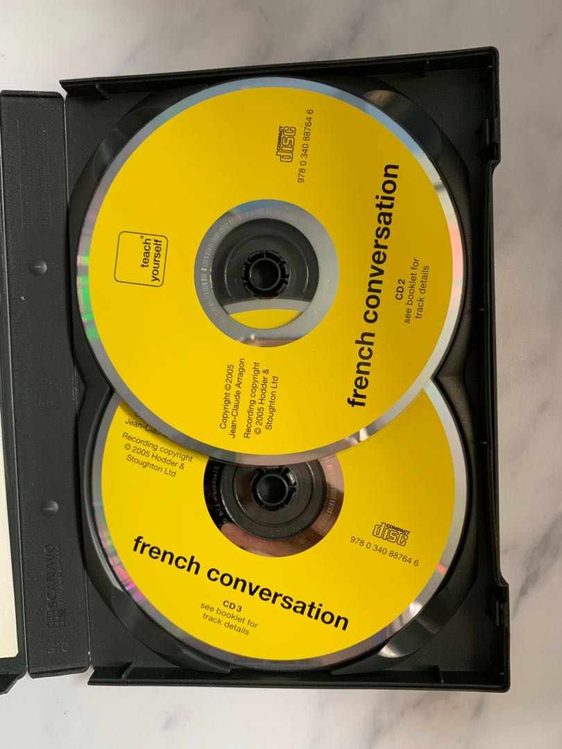 Teach Yourself French DVD