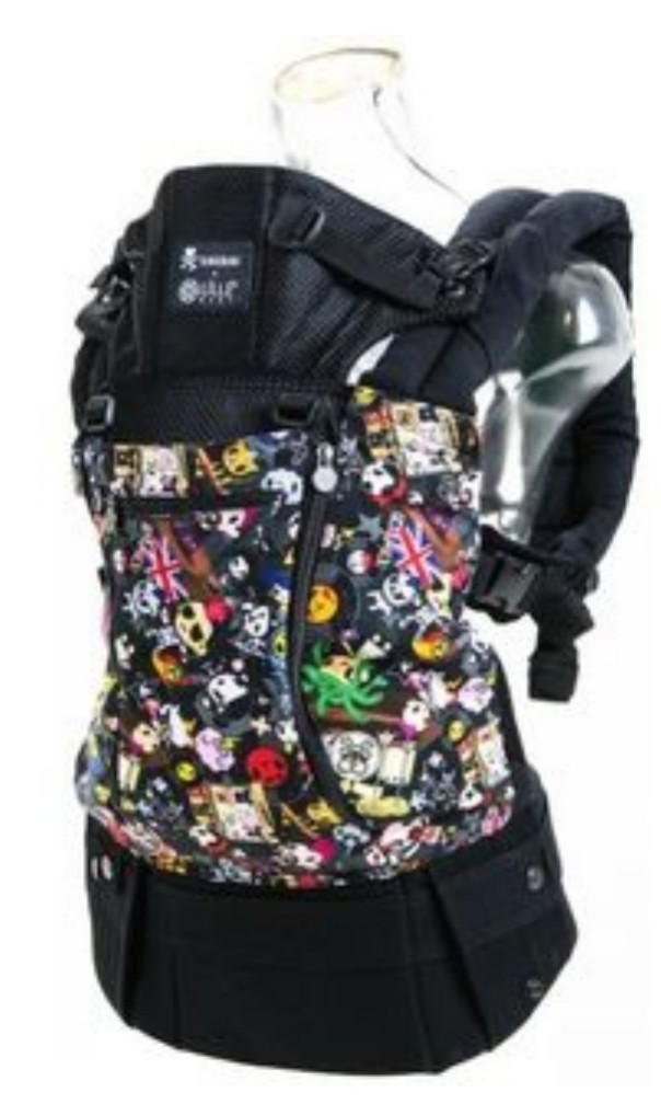 0df18dc9543 Tokidoki Rebel Lillebaby Complete Carrier