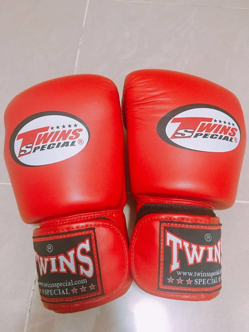 Twins拳套