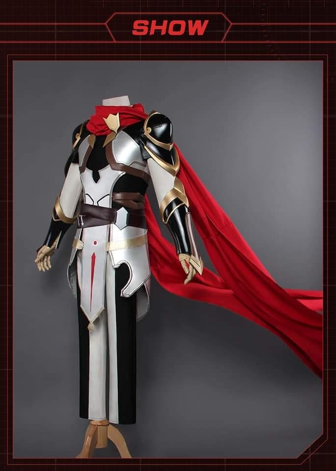 The kings avatar cosplay
