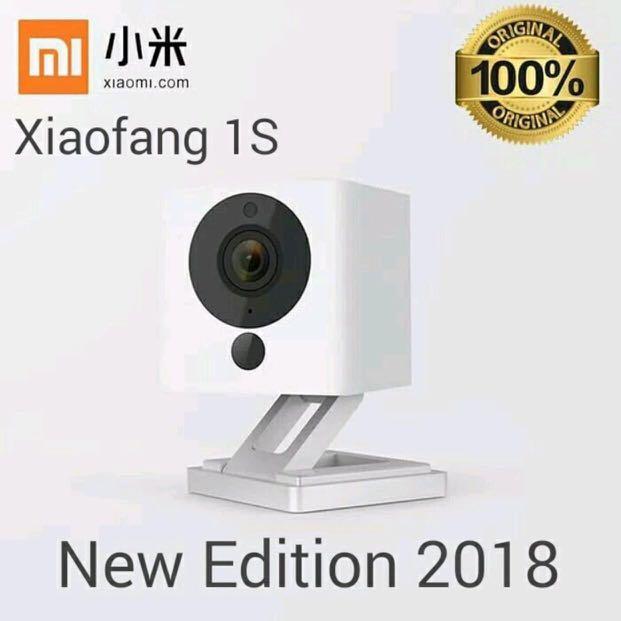★SPECIAL★ XIAOMi Mijia XiaoFang 1S DaFang Smart IP Camera Baby Monitor CCTV  / Night Vision 1080P