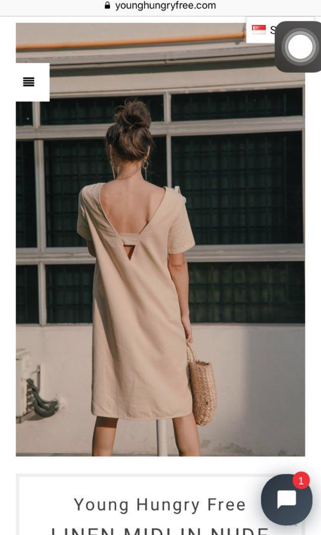Younghungryfree dress