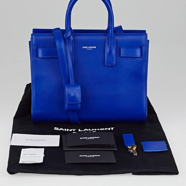 60fc9301820 YSL Nano Bag, Luxury, Bags & Wallets, Handbags on Carousell