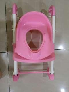 Potty Trainer with ladder