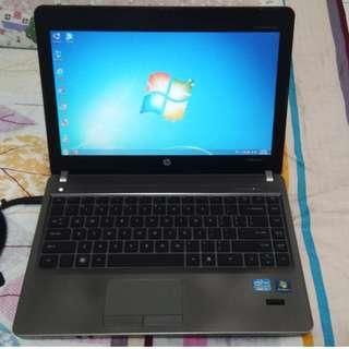 HP probook 4330s with free HDMI cable
