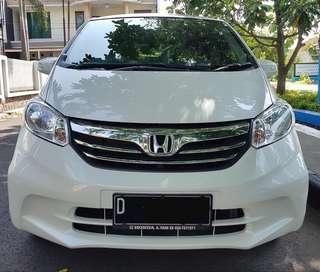 Honda Freed E PSD-1.5-A/T-Thn 2012-Plat D (BANDUNG)
