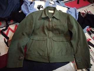 Vintage jacket hercules 50s