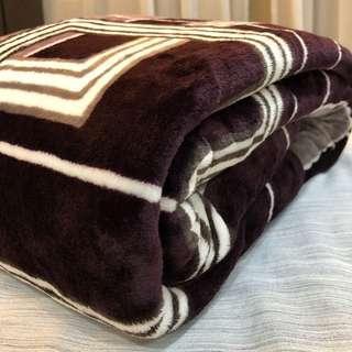 🔥RESTOCK🔥Selimut/Blanket (Purplish Queen Size) 💜