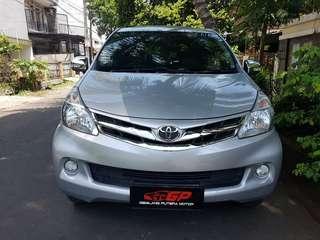 Toyota Avanza G-1.3-Matic-Thn 2012-Plat D ( Bandung )