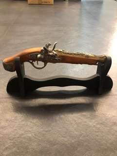 Replica Flintlock Non-firing Pirate Gun