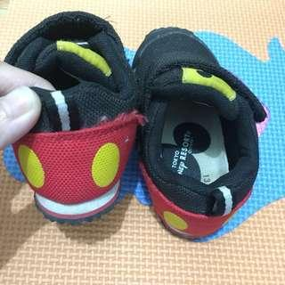 Preloved Mickey Mouse Shoes for 1yo Boy