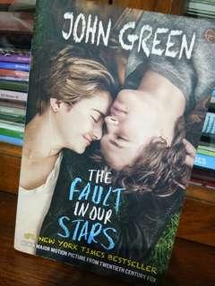 THE FAULT IN OUR STARS BHS INDONESIA