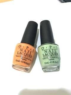 🚚 OPI 指甲油 (nail lacquer)