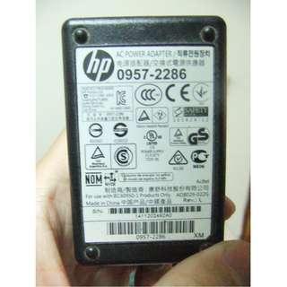 [限量] HP 原廠 印表機 電源線 AC Power Adapter 交換式電源供應器