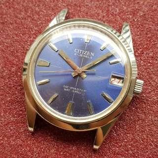 Vintage Citizen Newmaster 21J Manual Winding Watch