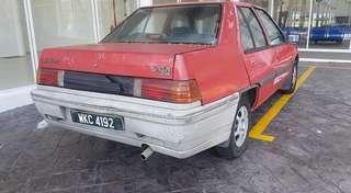 iswara sedan 1.5 manual tahun 2002