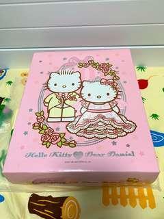 Hello Kitty wedding photo (5R) frame
