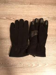 Uniqlo Korea Winter Gloves - Black for men
