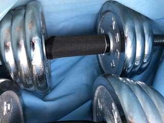 Barbells 50kg