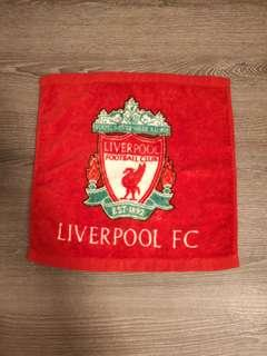 (Official Licensed) Liverpool Hand towel - Small (Collectable)