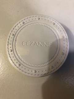 Cezanne foundation face powder