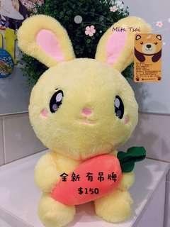🚚 黃色兔子🐰 娃娃