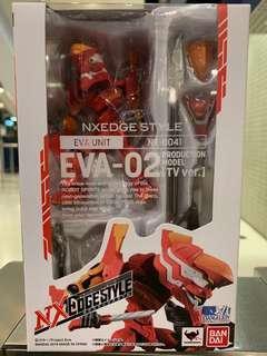 Eva-02  nxedge style NX-0041 (TV ver.)