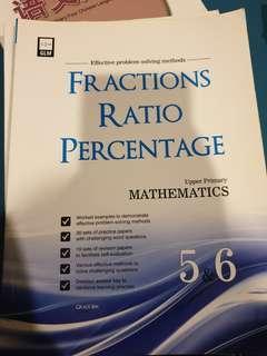 Maths assessment P5&6