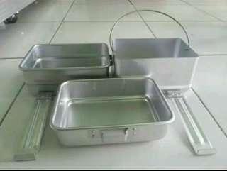 cooking set / nesting / panci camping