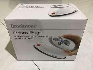 🚚 World's smallest steam iron