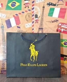 Paperbag polo