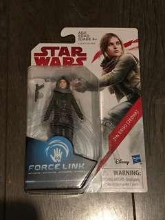 Star Wars 3.75 Jyn Erso