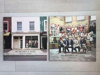 Mumford & Sons Vinyl Records