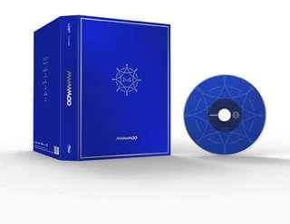 Mamamoo Blue Album Pre Order